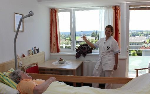 Pflegeerleichterung